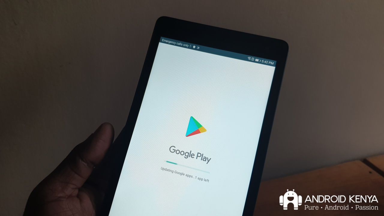 Google just confirmed its subscription app service 'Play Pass'