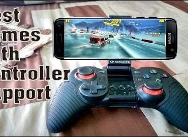 Top 20 Best Android Games With Controller Support 2017 HD