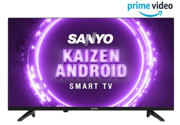 Specifications Features Sanyo 32 inches Kaizen Series HD Ready Smart Certified Android IPS LED TV XT-32A170H