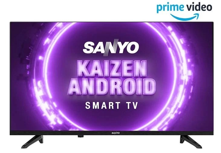 Sanyo  Best 32 inch Kaizen Series HD Ready Android IPS LED TV XT-32A170H