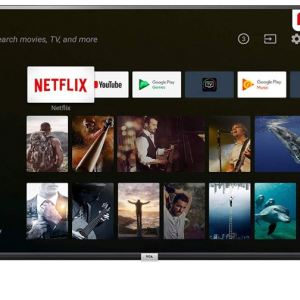 Best 3 SPECIFICATIONS & FEATURES TCL 123.13 cm (49 inches) Full HD LED Certified Android Smart TV P30 49P30FS