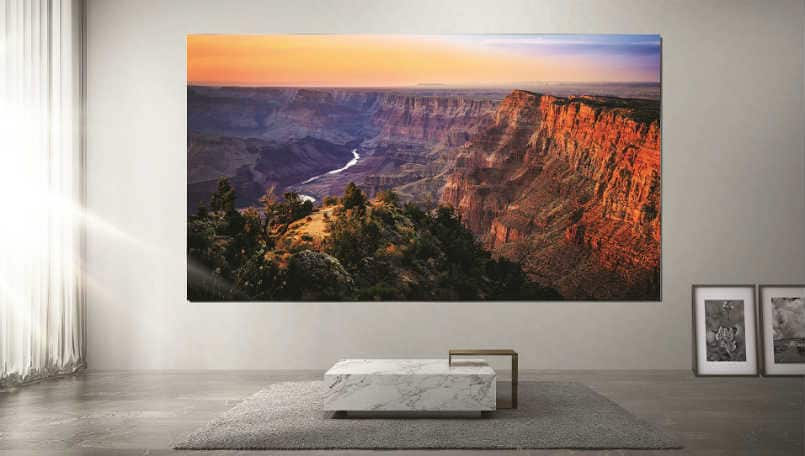 Samsung The Wall MicroLED TV Price And Specifications
