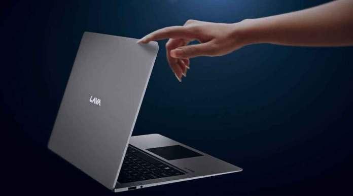lava laptop