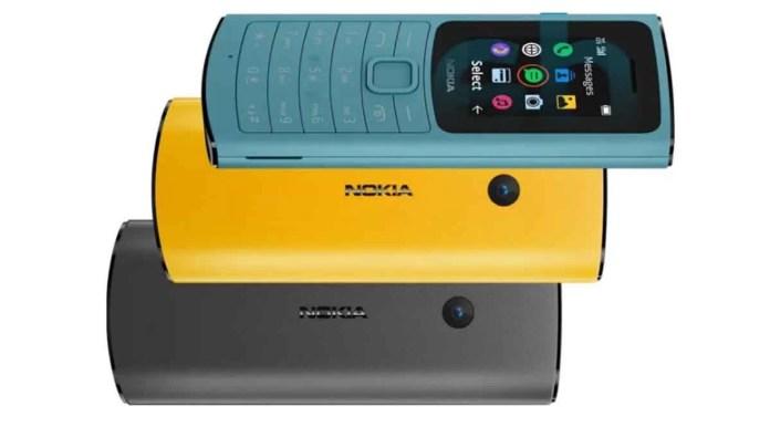 Nokia 110 and Nokia 105