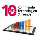 Zehn kommende Technologien & Trends für 2013