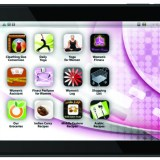 Frauen-Tablet ePad femme ist sexistisch