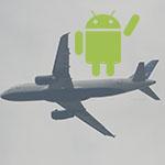 Forscher hacken Flugzeug-Steuerung mit Android-Smartphone