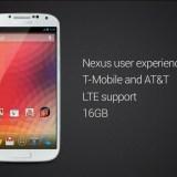 Samsung Galaxy S4 Google Edition vorerst nur in den USA erhältlich