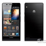 Fotos vom Huawei P6 geleakt