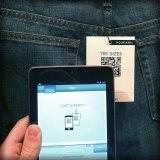 Neues Shopping-Erlebnis: Kleider kaufen mit QR-Codes