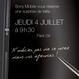 Sony Xperia ZU: Event am 4. Juli, erstes Foto des Note-Konkurrenten aufgetaucht