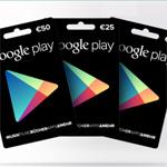 Verkaufsstellen-Suche für Google Play-Geschenkkarten ist online