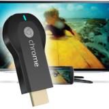 Chromecast: Googles günstiger HDMI-Stick für Cloud-Streaming