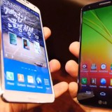 IFA 2013: Kampf der Giganten – Galaxy Note 3 vs Galaxy Note 2 vs LG G2 vs Xperia ZU vs Galaxy S4