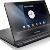Lenovo IdeaPad A10: Interessantes Convertible Netbook mit Touchscreen und Android