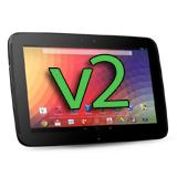 Mockups des Nexus 10 Tablets zeigen LG als Hersteller