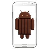 Android 4.4 KitKat bereits jetzt auf dem Galaxy Note 2 nutzen