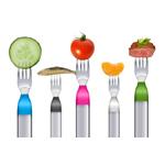 Hapifork: intelligente Gabel misst, wie schnell wir essen