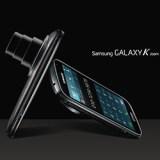 Galaxy K Zoom: Samsung verwischt die Grenzen zwischen Smartphone und Kamera