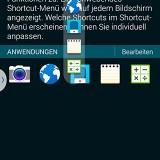Mehrere schwebende Notizen auf dem Bildschirm