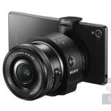 Sony bringt richtiges Objektiv fürs Smartphone, erste Fotos vom Xperia Z3 geleakt