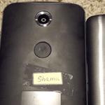 Neues Nexus: Foto vom Motorola Shamu im Vergleich zum LG G3 aufgetaucht