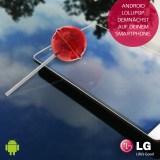 Android 5.0 Lollipop: LG G3 bekommt noch dieses Jahr das Update