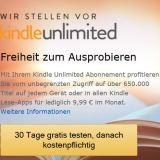 Kindle Unlimited: Amazons E-Book-Flatrate für 9,99 Euro pro Monat