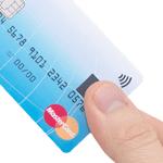 Konkurrenz für ApplePay: Mastercard arbeitet an einer Kreditkarte, bei der man mit Fingerabdruck zahlen kann