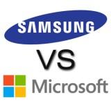 Samsung zahlte vergangenes Jahr über eine Milliarde Dollar für Lizenzgebühren an Microsoft
