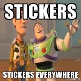 Brace yourself: Facebook-Sticker kommen auch in die Kommentare