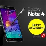 News Republic und Appy Geek: Samsung Note 4 zu gewinnen