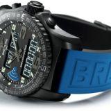 Der Uhrenhersteller Breitling stellt seine erste Smartwatch vor