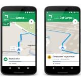 Google Maps: Kartendienst erhält Echtzeit-Staumeldungen