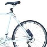 Atom: Smartphone-Akku beim Radfahren per Muskelkraft aufladen