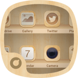 Wooden Style – Solo Theme