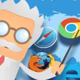 Chrome vs. Safari: Infografik zeigt die weltweiten Marktanteile der mobilen Browser