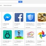 Marktprognose: Google Play Store wird App Store überholen