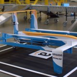 Die neue Generation der Amazon-Liefer-Drohnen ist da: Vorstellung von Jeremy Clarkson