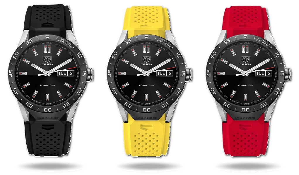 TAG Heuer Connected: 1400 Euro-Smartwatch offiziell vorgestellt