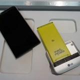 Das LG G6 womöglich mit drahtlosem Laden und Wasserschutz