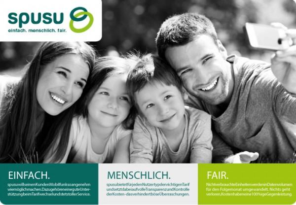 Spusu family familie