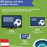 Umfrage: Welche Rolle spielt das Smartphone während der EURO 2016