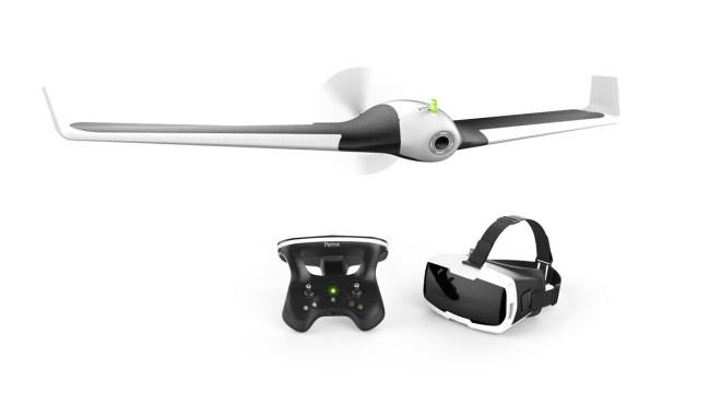 Parrot Disco - Die erste Starrflügler-Drohne für immersive Flüge (Foto: Parrot)