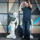 Die Welt ist eine Google – Blicke in unsere technologische Zukunft