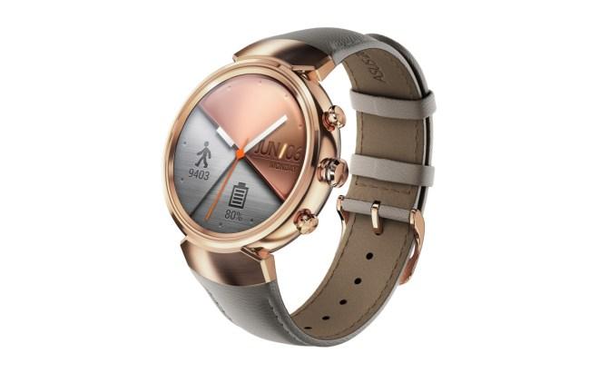 Schick und ausdauern: die neue Smartwatch von ASUS (Foto: ASUS)