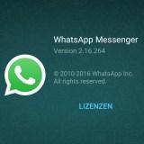 Whatsapp-Beta jetzt mit umfangreicher Bildbearbeitung und einigem mehr