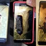 Samsung wird von Youtubern wegen Galaxy Note 7 auf's Korn genommen!