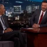 Sehr witzig: Obama spricht bei Jimmy Kimmel über sein Smartphone und Snapchat