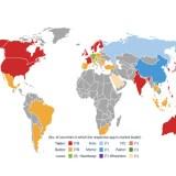Dating-Weltkarten